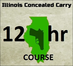 12 Hour Concealed Carry Course